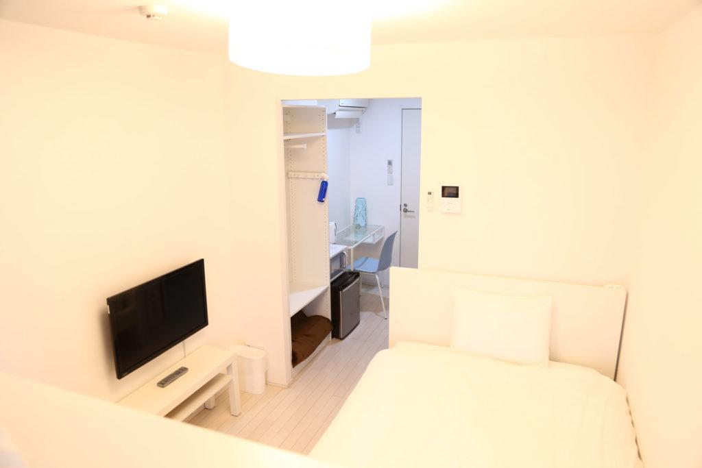 ヴィラアコルデの客室(102)