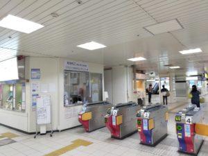 近鉄四日市駅北口